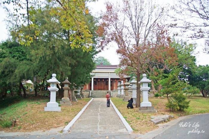 苗栗景點【通宵神社】仿佛置身京都~日本風免費景點