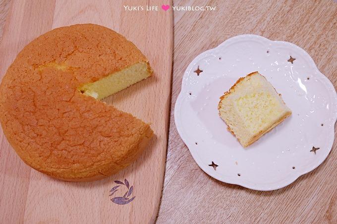 新手烘焙【基礎海綿蛋糕/DIY草莓布丁生日蛋糕/古早味雞蛋布丁】全蛋法 VS 分蛋法 - Yuki's Life