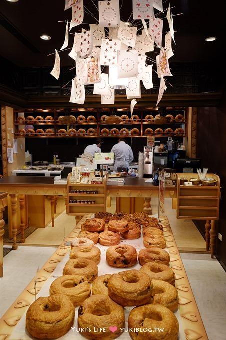 日本麵包┃愛天空ANTIQUE Heart Bread~魔幻巧克力圈把手超夢幻@捷運忠孝新生站 Yukis Life by yukiblog.tw