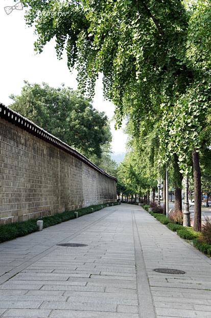 [2011韓國‧首爾行2+1]*20*景福宮-五大古宮之一 很有風味的石牆路.優美的環境.值得一遊 - Yuki's Life