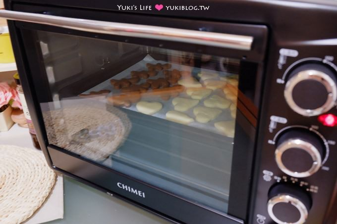 【CHIMEI奇美35L雙溫控專業級旋風電烤箱】第一次烤全雞就上手!聖誕節生日PARTY烤箱料理及甜點食譜 - Yuki's Life
