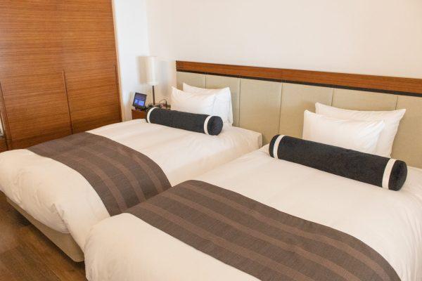 アラマハイナのベッドルーム