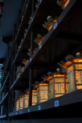 so many lanterns...