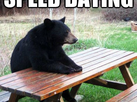 Speeddating - Its unbearable