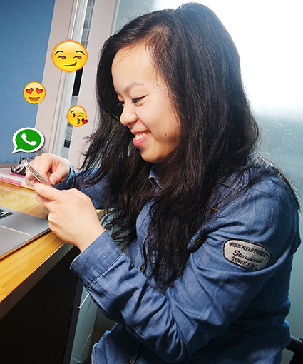 Yukie WhatsApp