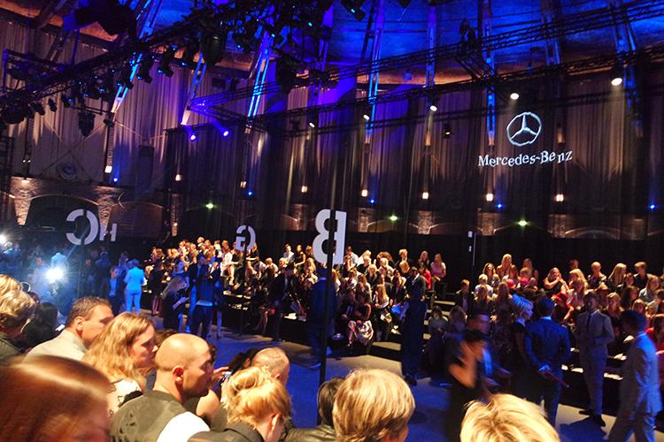 Mercedes Benz Fashion Week Amsterdam