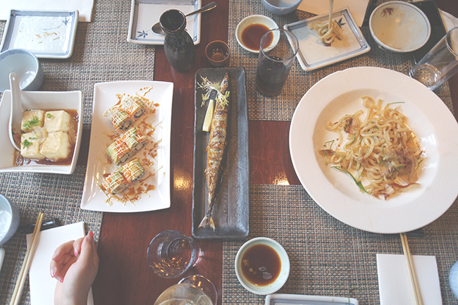 Akitsu Japans restaurant amsterdam