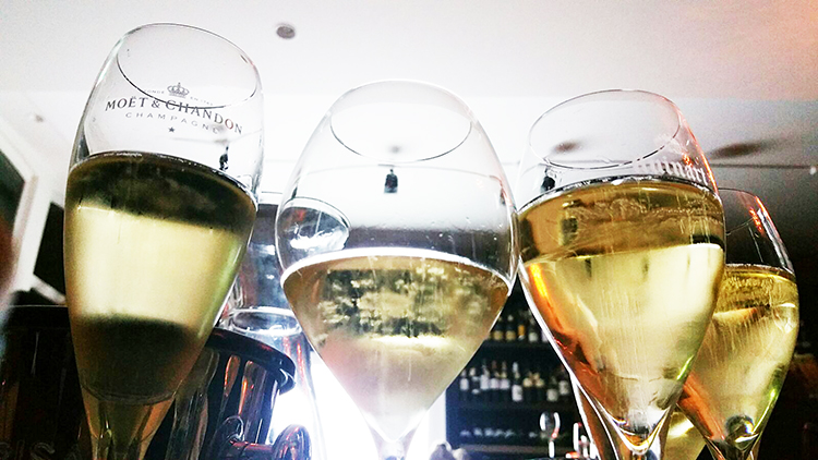 Champagneproeverij van Louis Vuitton Moët Hennessy Yukieblog grandi Vini