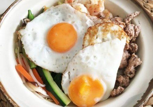 Recept: Koreaanse Bibimpap (rijstgerecht)