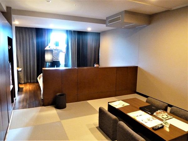 ホテルエピナール那須の客室