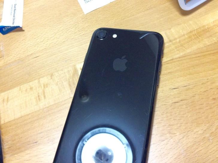 iPhone7をケースなしフィルムなし(裸)3