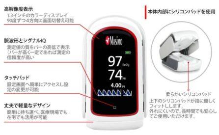 パルスオキシメーター おすすめ 日本製でなくてもいいかも3選!