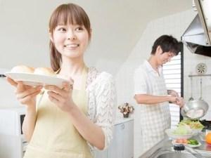 お家デート_お料理