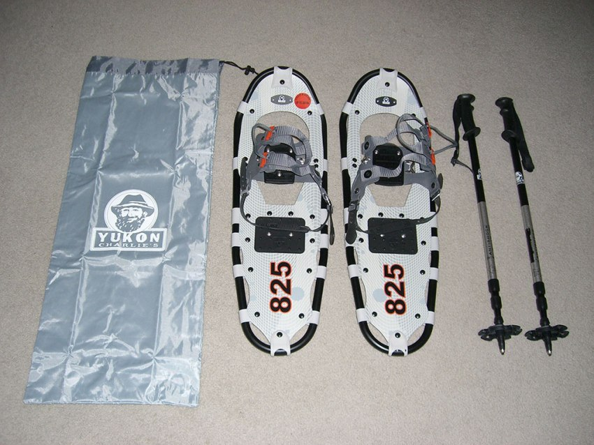 Pro Guide-V Snowshoe Review by Loomis Adventures • Yukon