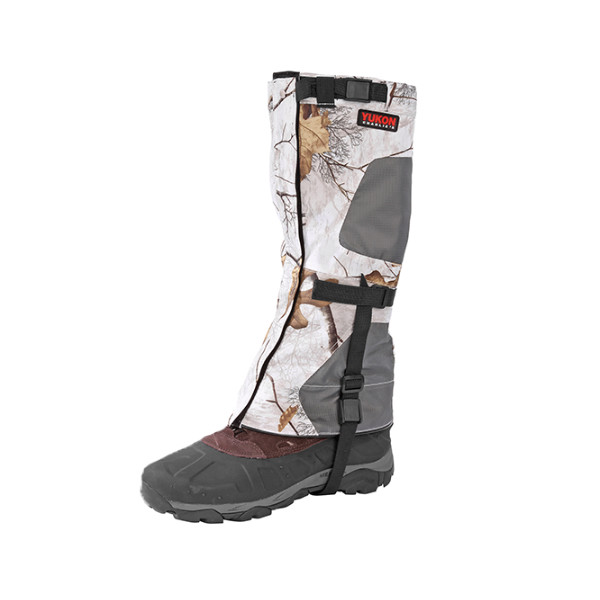 86-0007 Gaiters Realtree AP Snow Camo