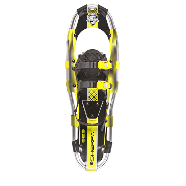 80-5006 Sherpa Snowshoe 825 yellow
