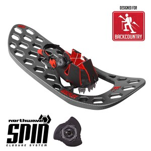 80-4000-Carbon Flex Snowshoe Featured Image