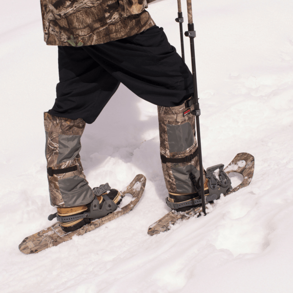 Realtree Xtra Molded Snowshoes by Yukon Charlie's