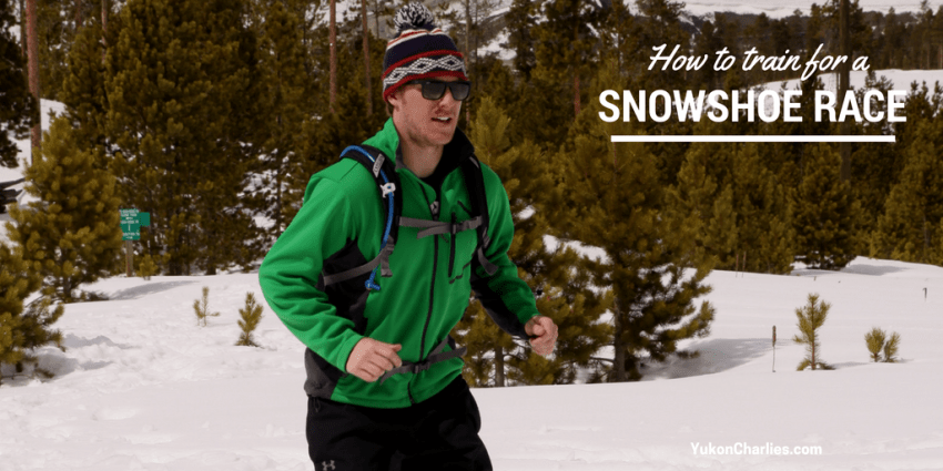 How to Train for Snowshoe Race Twitter