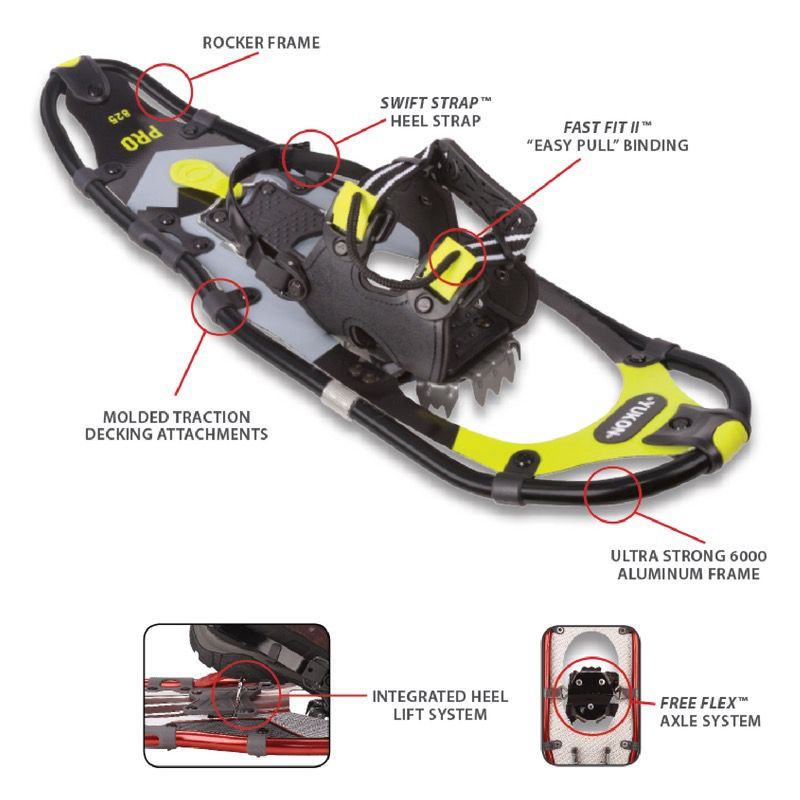 Backcountry & All Terrain Snowshoes By Yukon™