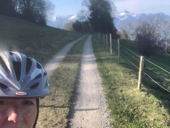 YukonJen_biking_MtPelerin