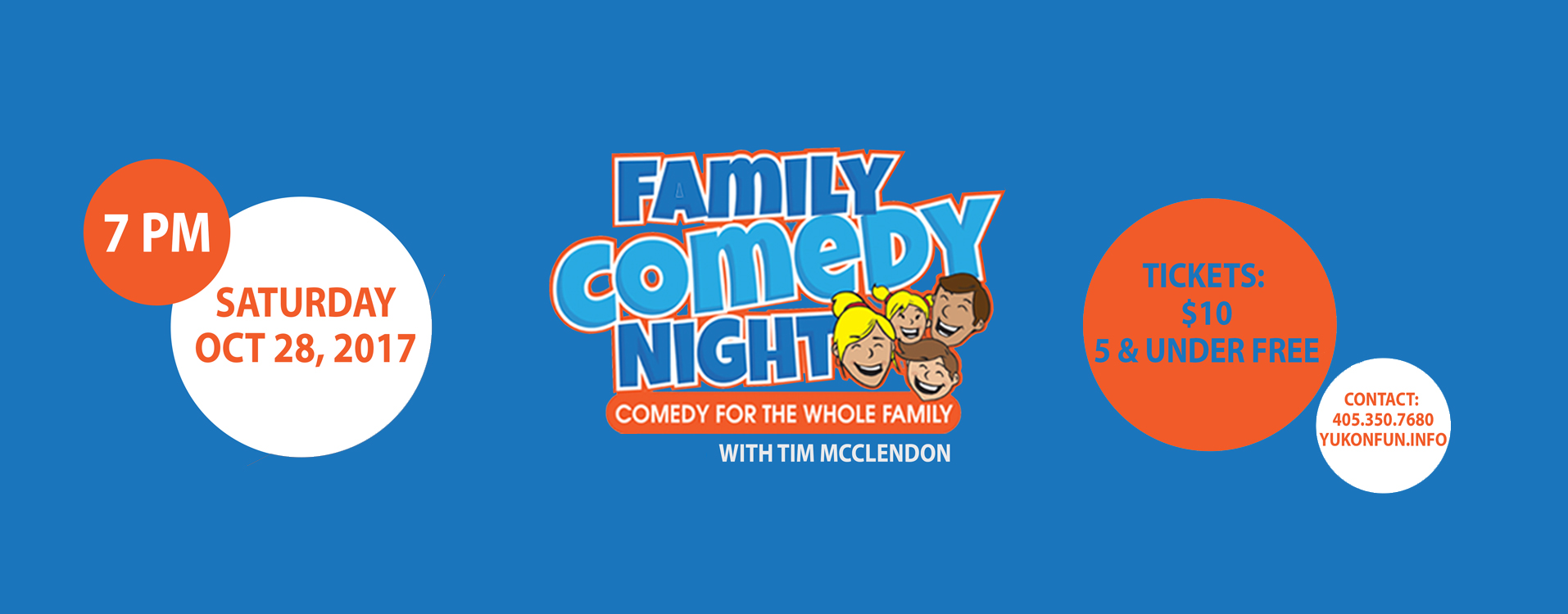 family-comedy-night