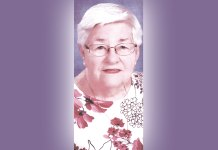 Obituary, Evelyn Lucille Howard, Yukon Progress, Yukon Review