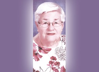 Obituary, Evelyn Lucille Howard, Yukon Progress, Yukon Review