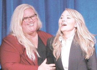 Teacher of the Year, Ranchwood Elementary, Rebecca Oglesby, Yukon Review