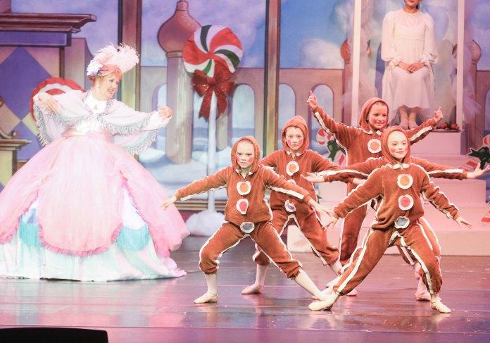 Central Oklahoma Ballet, Nutcracker, Yukon Progress, Yukon Review