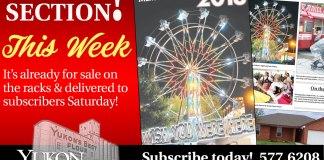 Czech Festival, Yukon Progress, Yukon Review