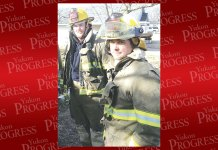 Yukon Progress, Yukon Review, Cashion, Okarche, Piedmont, Firefighter, Fire Department
