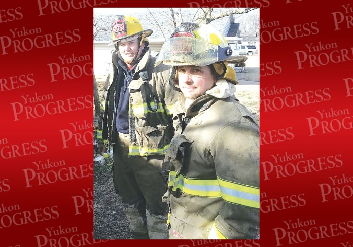 Yukon Progress, Yukon Review, Cashion, Okarche, Piedmont, Firefighter, Fire Department