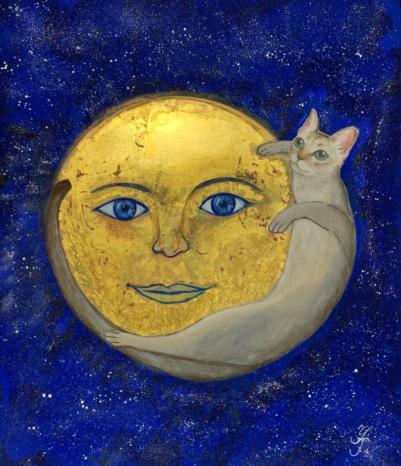 Moonlight Lumiere  月下夢幻~月猫