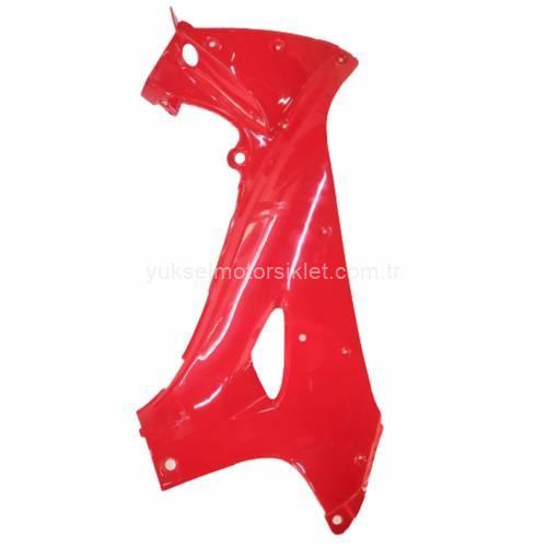 Motoran Torro Sağ iç dizlik kırmızı