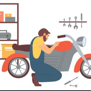 Motosiklet Tamir ve Bakımı