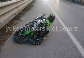 Motosiklet hasar tepiti