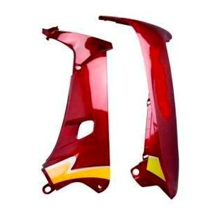 Cup 100 Sağ Rüzgarlık İç-Dış Kırmızı Takım