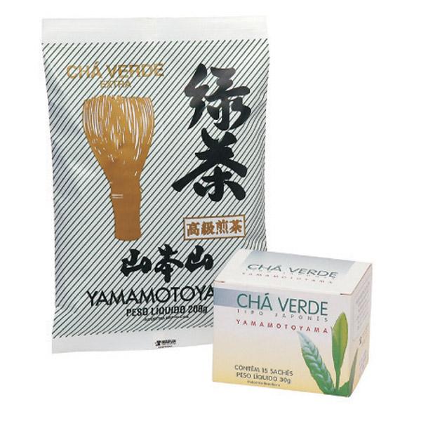 Chá Verde Extra Yamamotoyama