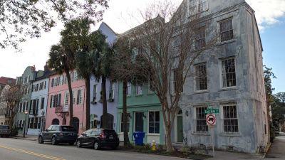 The Spanish Moss in Savannah and Charleston - http://yula.ca