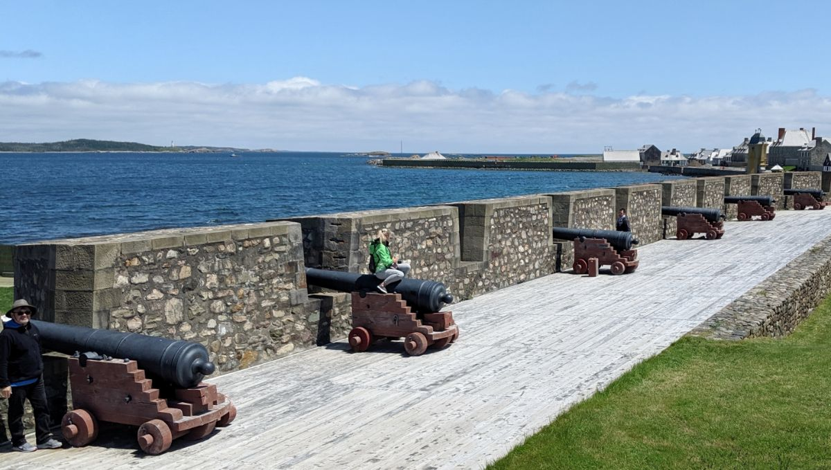 Fortress of Louisbourg Historic Site - http://yula.ca