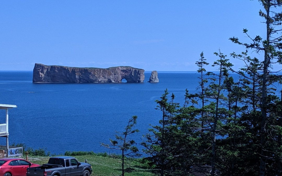 The Beauty of Quebec's Gaspe Peninsula