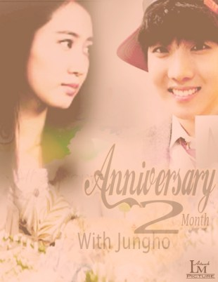 Request To Aura Nixie - Anniversary 2 Month With Jungho