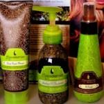 Средства для волос с маслами макадамии и арганы. Серия Macadamia natural Oil
