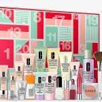 Clinique  Beauty Advent Calendar 2020 – наполнение (в продаже на Selfridges)