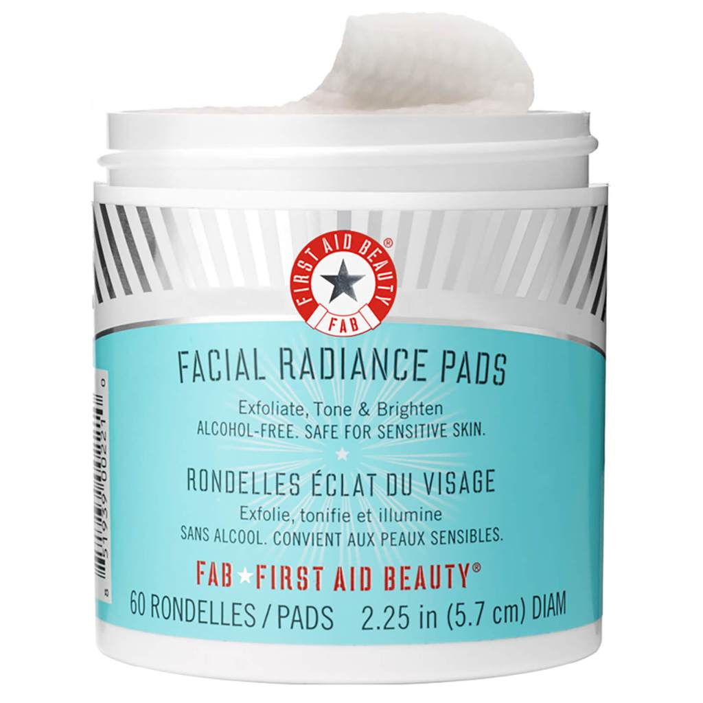 Кислоты для лица First Aid Beauty, Facial Radiance Pads