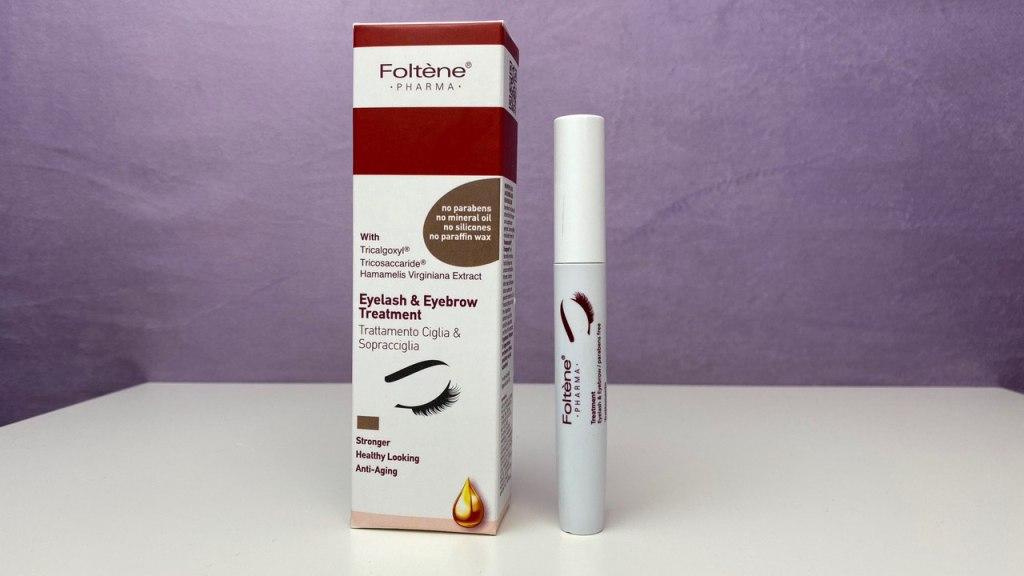 Foltène Eyelash and Eyebrow Treatment