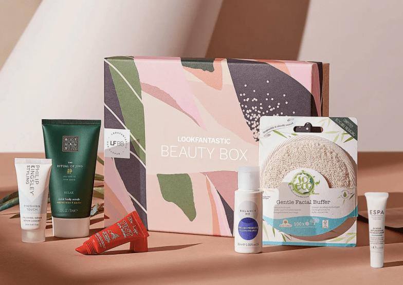 LOOKFANTASTIC June Beauty Box 2021