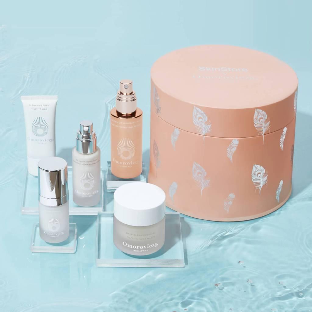 SkinStore x Omorovicza Limited Edition Box