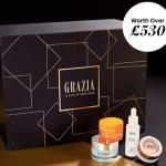 GLOSSYBOX x Grazia 12 days of Christmas Advent Calendar в продаже